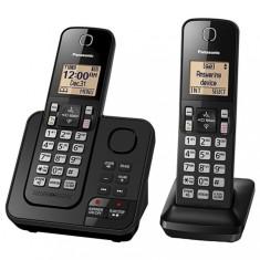 42a249894 Foto Telefone sem Fio Panasonic com 1 Ramal Secretaria Eletrônica KX-TGC362