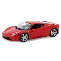 Imagem de Ferrari 458 Italia Bburago 1:24