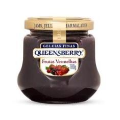 Imagem de Geleia de Frutas s Queensberry Classic 180g