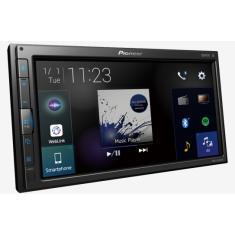 "Central Multimídia Automotiva Pioneer 7 "" DMH-ZS5280TV Touchscreen USB"