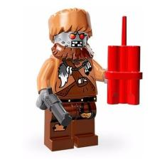 Imagem de The Lego Movie: Wiley Fusebot 71004-14 Original Bricktoys