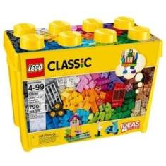 Imagem de Caixa Grande Lego Classic Peças Criativas 10698