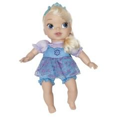 Imagem de Boneca Princesas Disney Baby Princesas Soft Doll Elsa Mimo