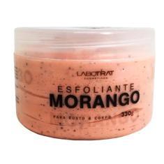 Imagem de Esfoliante De Morango Face E Corpo 330G Labotrat
