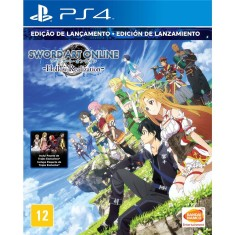 Jogo Sword Art Online Hollow Realization PS4 Bandai Namco