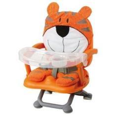 Imagem de Cadeira De Alimentação Portátil Bichinho Tigre Dican