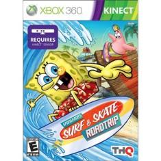 Jogo Spongebob's Surf & Skate Roadtrip Xbox 360 THQ