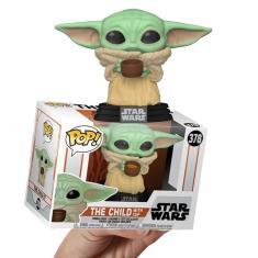 Imagem de The Child Star Wars # 378 Funko Funko Pop Baby Yoda
