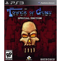 Jogo Tower of Guns PlayStation 3 Soedesco