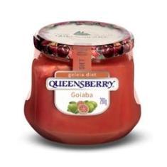 Imagem de Geléia de Goiaba Queensberry Diet 280g