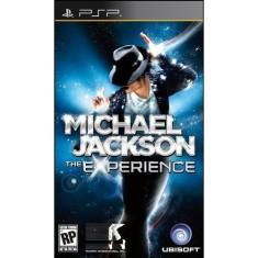 Jogo Michael Jackson The Experience Ubisoft PlayStation Portátil