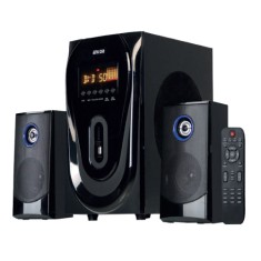Home Theater Lendex 86 W 2.1 Canais LD-CSS2910