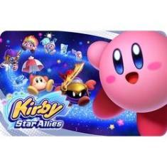 Imagem de Gift Card Digital Kirby Star Allies para Nintendo Switch