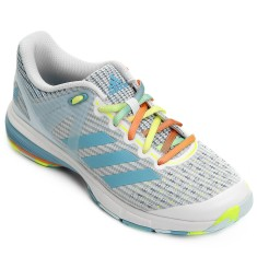 27f5178ea4 Tênis Adidas Feminino Handebol Court Stabil 13