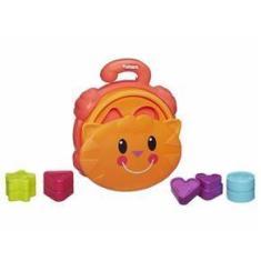 Imagem de Brinquedo Infantil Playskool Gatinho Com Formas Hasbro