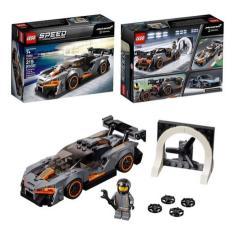 Imagem de Lego Speed Champions Mclaren Senna 75892 219 Peças