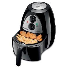 Fritadeira Elétrica Sem óleo Mondial Air Fryer NAF-03 2,5 L Capacidade 2,5l