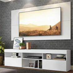 """Imagem de Rack com Painel para TV até 65"""" Flórida Multimóveis"""