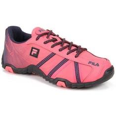 df38a283e79 Tênis Fila Feminino Trekking Slant Summer 2.0