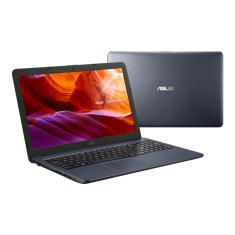 """Imagem de Notebook Asus VivoBook X543UA-GQ3157T Intel Core i3 6100U 15,6"""" 4GB SSD 256 GB 6ª Geração Windows 10"""