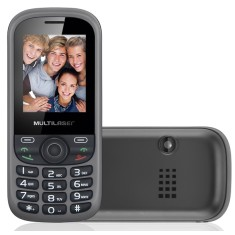 Celular Multilaser Up P3198 3 Chips