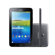 "Tablet Samsung Galaxy Tab E 8GB TFT 7"" Android 4.4 (Kit Kat) 2 MP T113"