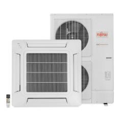 Ar-Condicionado Split Fujitsu 48000 BTUs Quente/Frio AUBG54LRLA / AOBG54LATV
