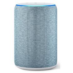 Smart Speaker Amazon Echo 3ª Geração Alexa