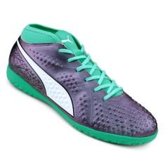4d55ab6104 Foto Tênis Puma Masculino One 4 IL Syn IT Futsal