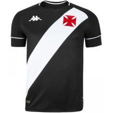 Imagem de Camisa Torcedor Vasco I 2020/21 Kappa