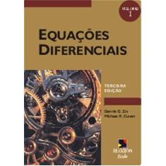 Imagem de Equações Diferenciais Vol 1 - Zill, Dennis G. - 9788534612913