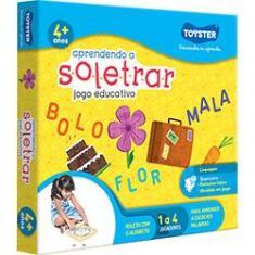Imagem de Jogo Educativo Aprendendo A Soletrar - Toyster