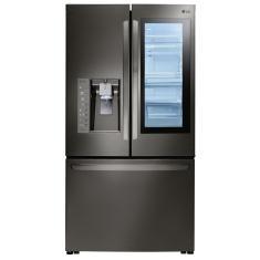 Geladeira LG GR-X248LKZM Frost Free French Door Inverse 552 Litros Inox