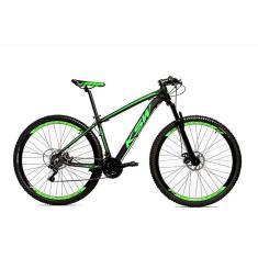 Imagem de Bicicleta Mountain Bike KSW 27 Marchas Aro 29 Suspensão Dianteira Freio a Disco Hidráulico XLT