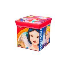 Imagem de Porta-Objetos Banquinho Princesas Disney - Zippy Toys
