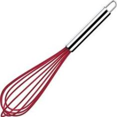 Imagem de Batedor Manual Em Aço Inox E Silicone 2250-355 Brinox