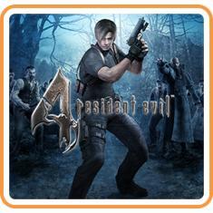 Jogo Resident Evil 4 Capcom Nintendo Switch
