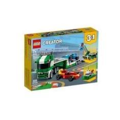 Imagem de LEGO 31113 Creator 3 em 1 Transportador de Carros de Corrida
