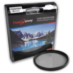 Imagem de Filtro para Câmera Densidade Neutra Nd-2 - Fotobestway 72mm