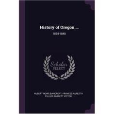 Imagem de History of Oregon ...