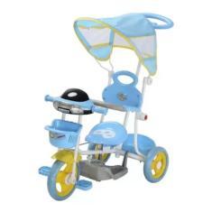 Imagem de Triciclo com Pedal Importway Motinha infantil