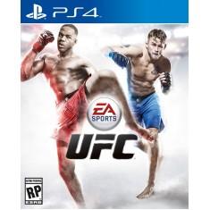 Jogo UFC PS4 EA