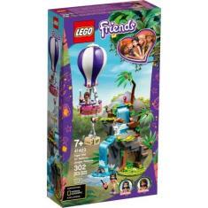 Imagem de 41423 Lego Friends - Resgate Do Tigre Na Selva Com Balão
