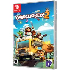 Jogo Overcooked 2 Team17 Nintendo Switch