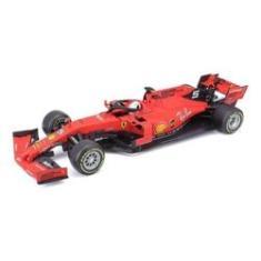 Imagem de Miniatura 1:18 Ferrari F1 SF 90 Sebastian Vettel Bburago