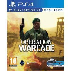 Jogo Operation Warcade PS4 Sony