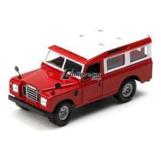 Imagem de Miniatura Land Rover  Bburago 1/24