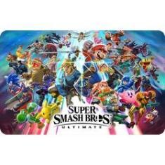 Gift Card Digital Super Smash Bros Ultimate para Nintendo Switch