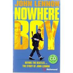 Imagem de John Lennon Nowhere Boy - Paul Shipton - 9781407170039