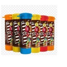 Imagem de Confeito Chocolate Tubo M&Ms 30G Com 24